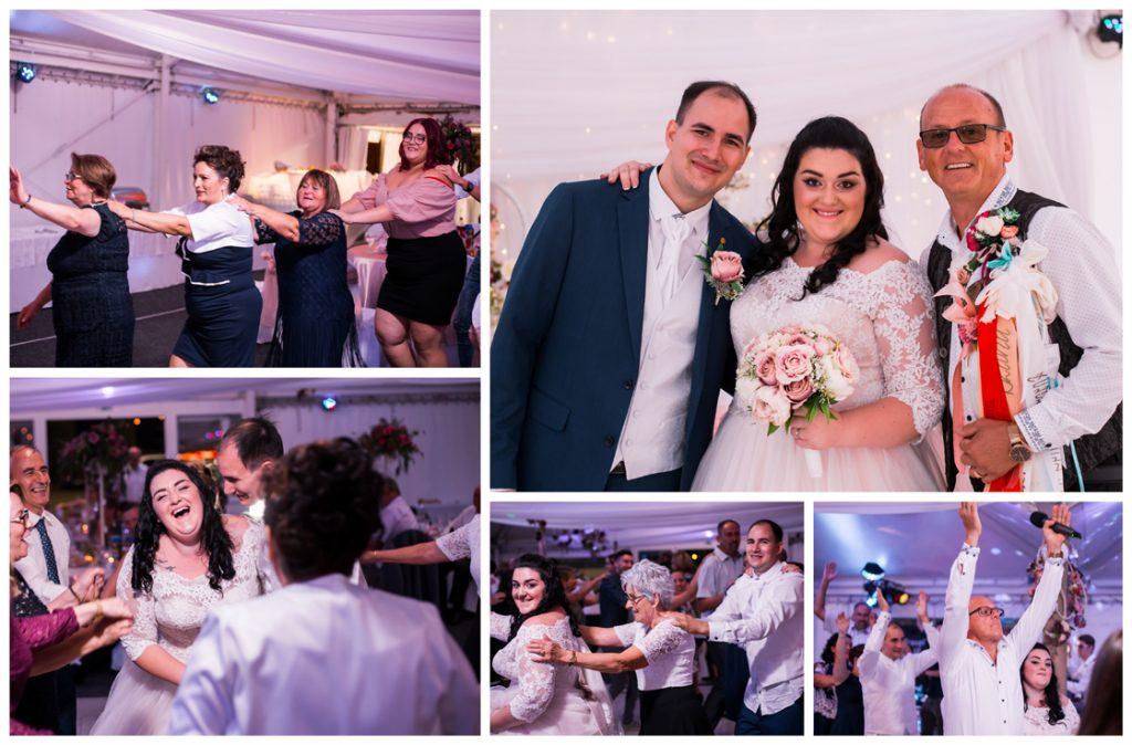 Szeged kastélykert esküvői fotózás