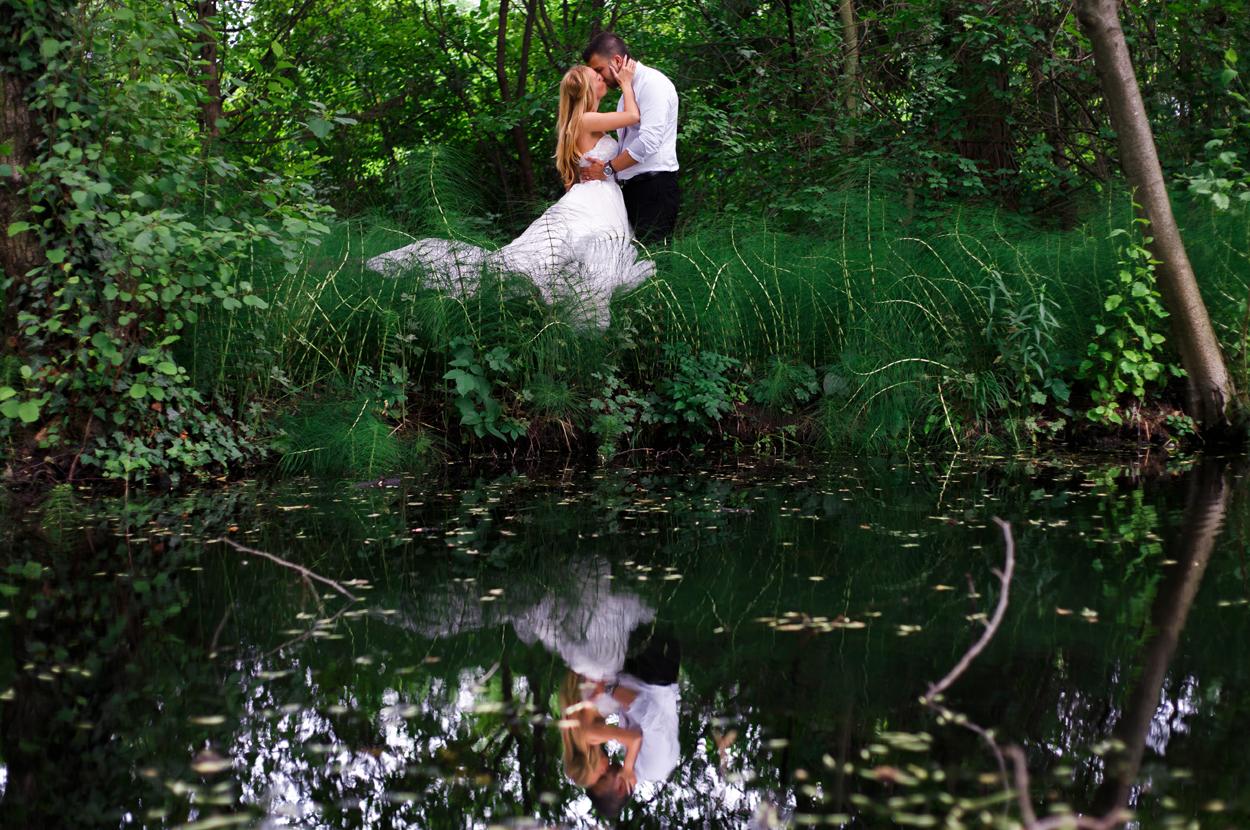 Esküvői fényképész